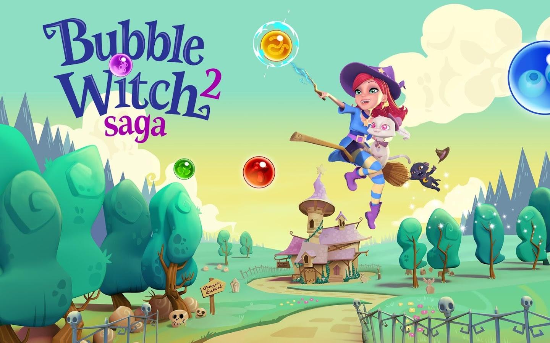 Bubble Witch 2 Saga11