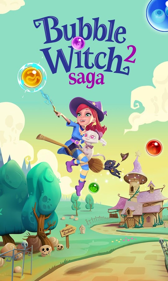 Bubble Witch 2 Saga5
