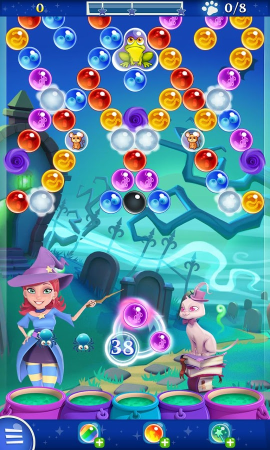 Bubble Witch 2 Saga6