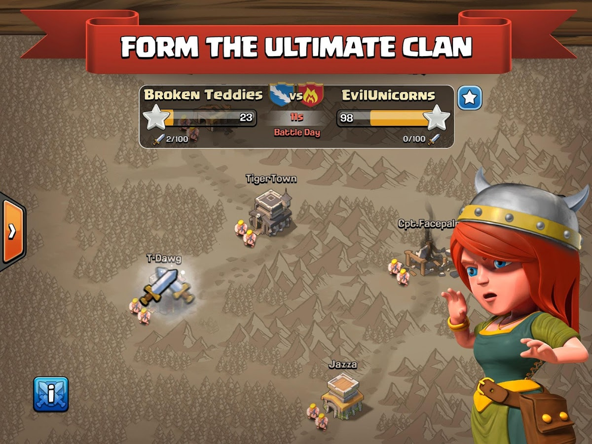 Clash of Clans5