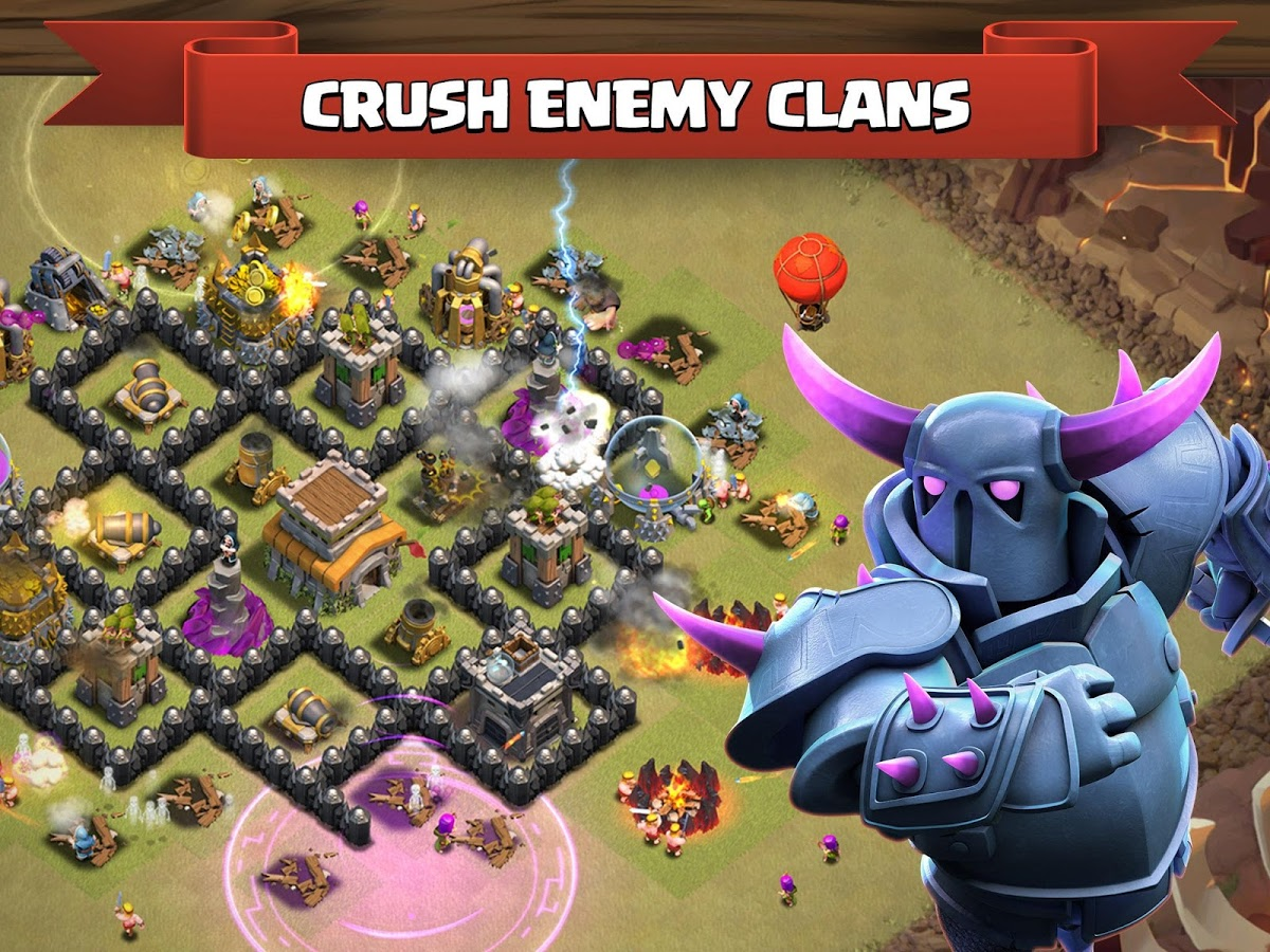 Clash of Clans6