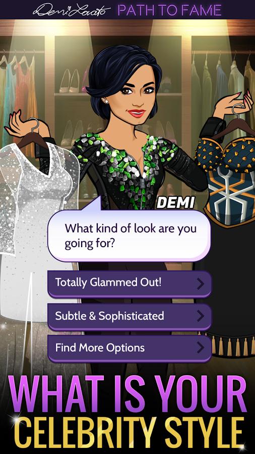 Demi Lovato Path to Fame4