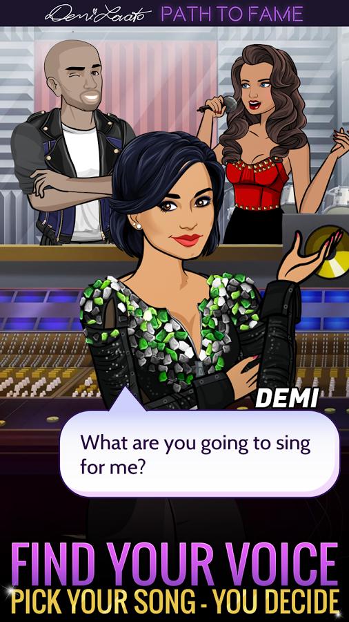 Demi Lovato Path to Fame5