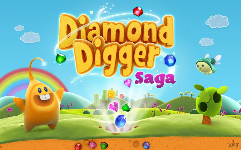 Diamond Digger Saga10