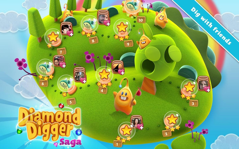 Diamond Digger Saga8