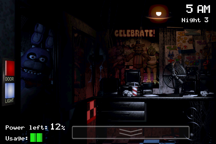 Five Nights at Freddy's5