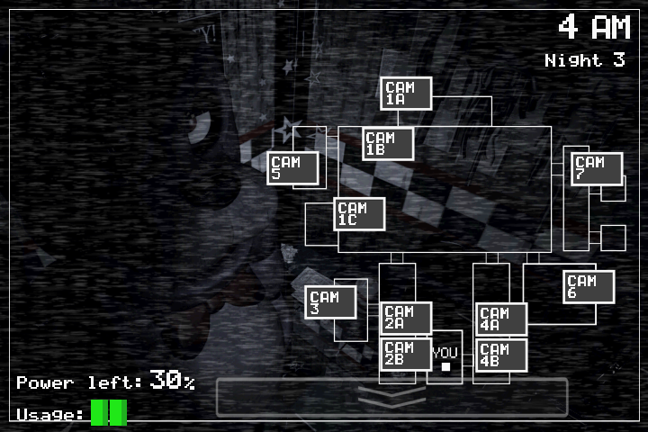 Five Nights at Freddy's6