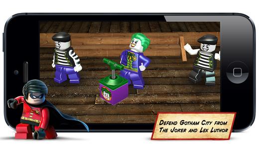 Lego Batman DC Superheroes2