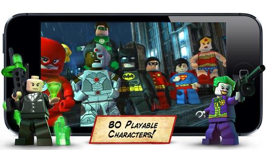 Lego Batman DC Superheroes5