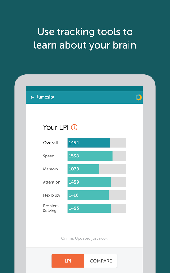 Lumosity Mobile11