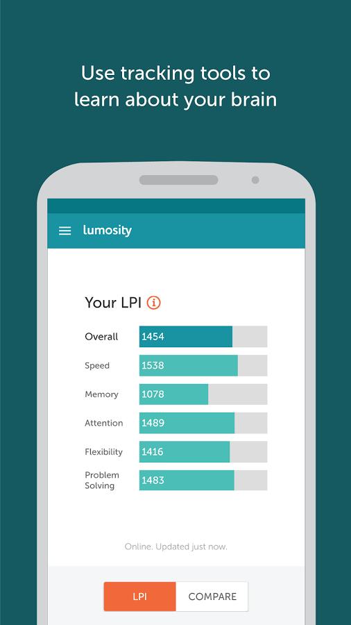 Lumosity Mobile5