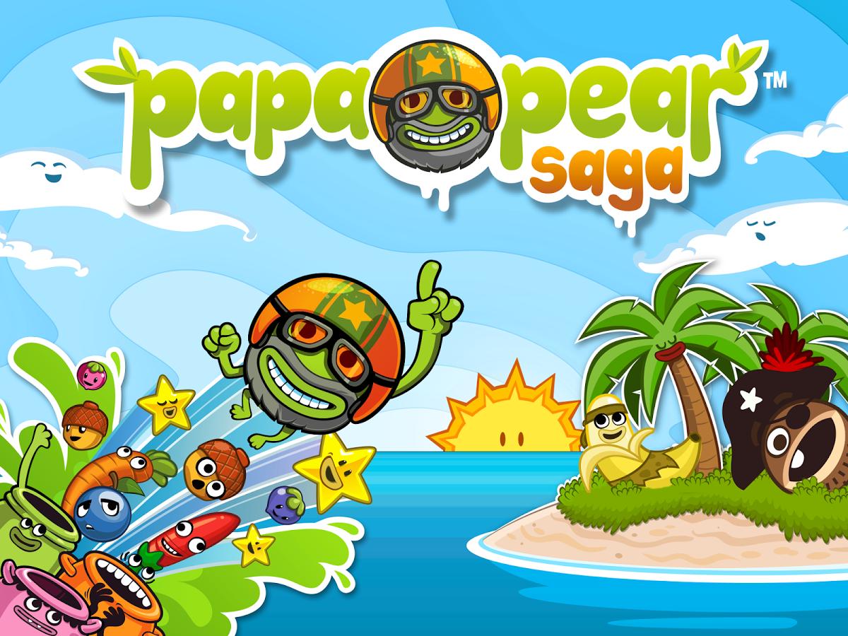Papa Pear Saga5