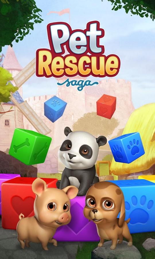 Pet Rescue Saga4