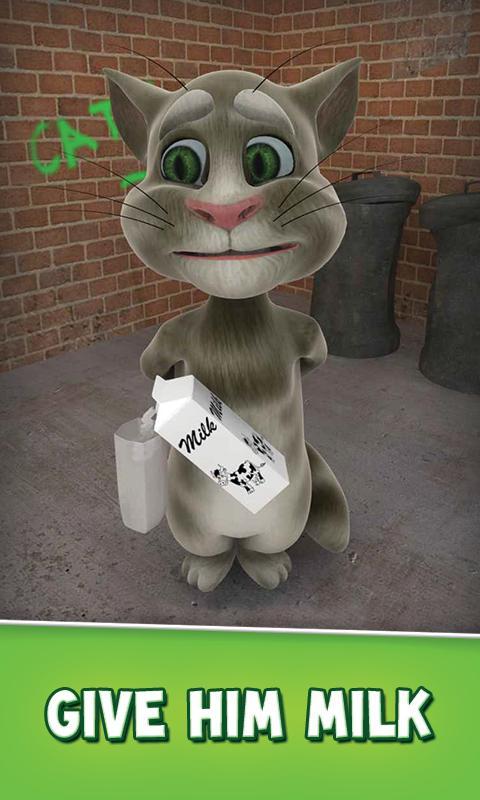 Talking Tom Cat3