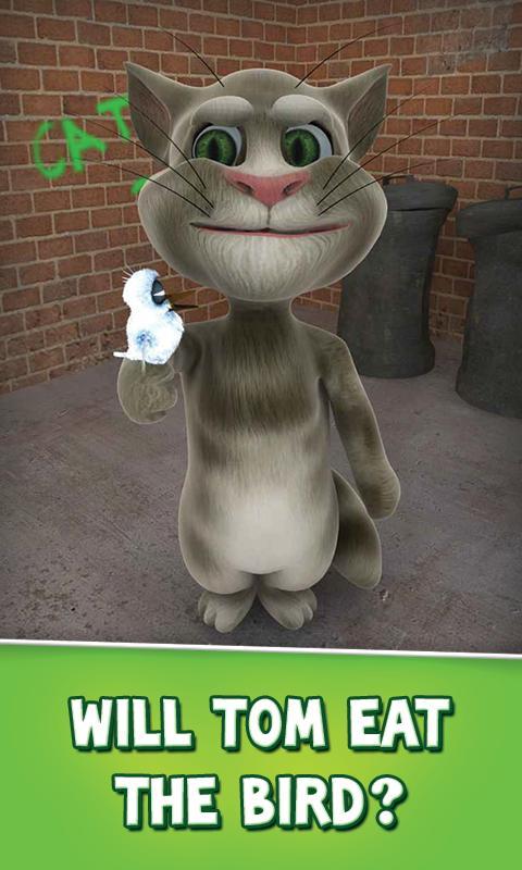 Talking Tom Cat5