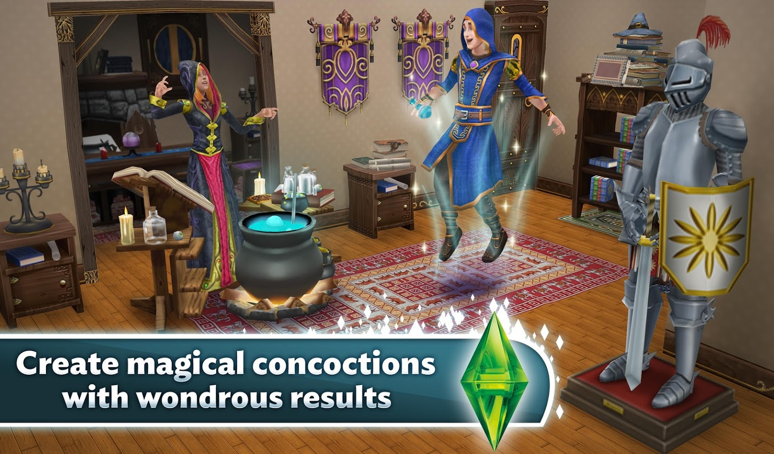 The Sims Free Play2