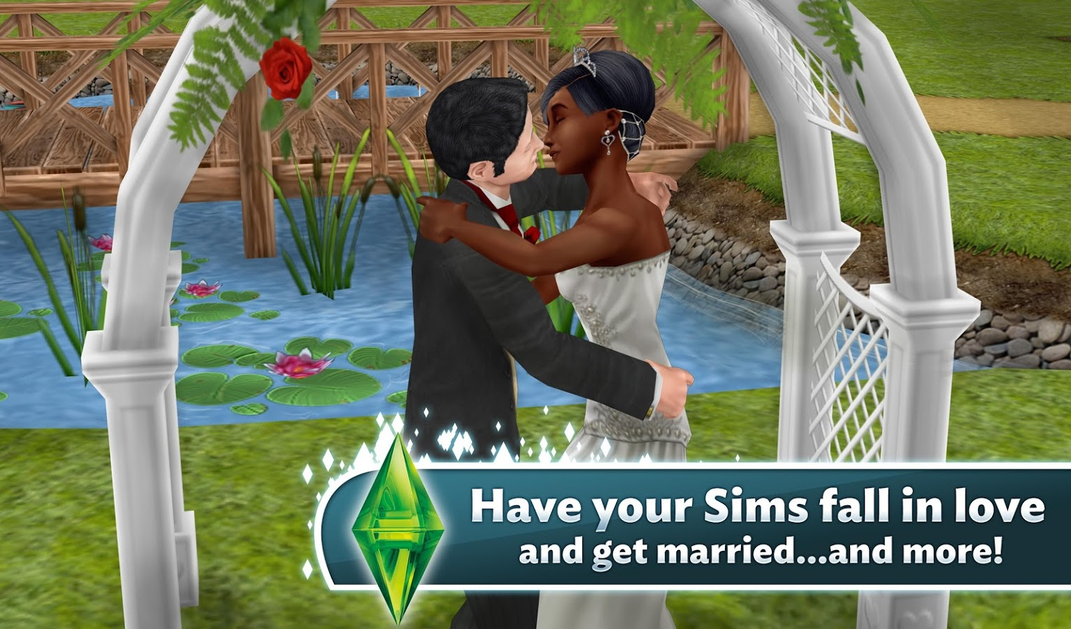 The Sims Free Play3