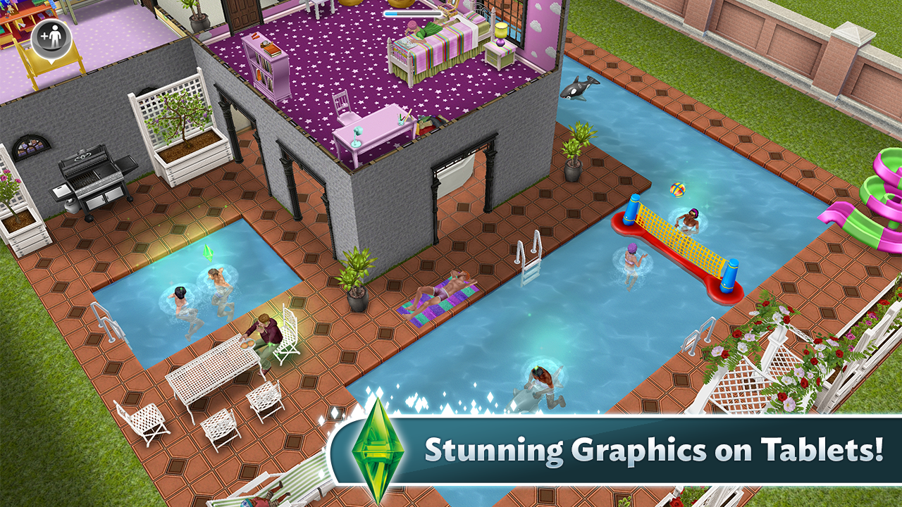 The Sims Free Play7