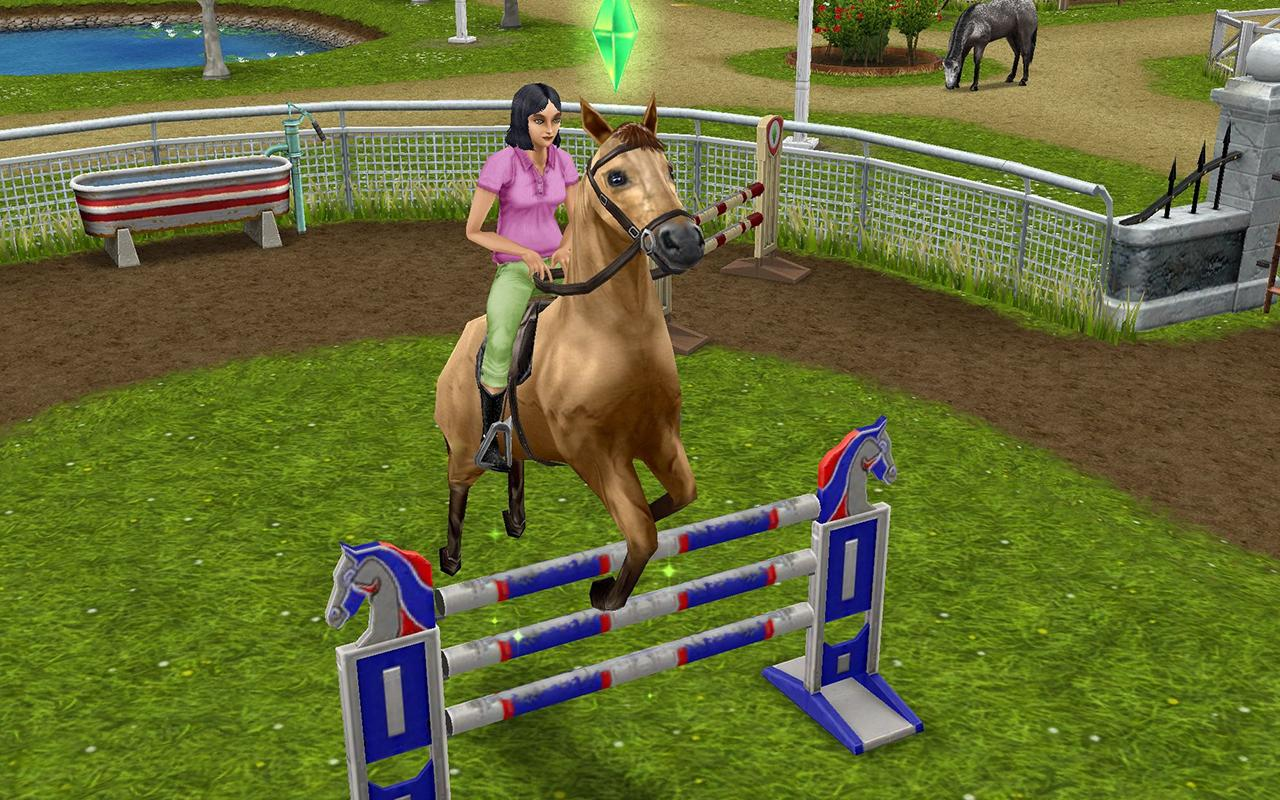 The Sims Free Play8
