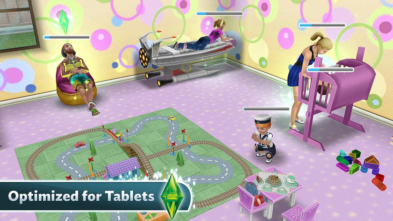 The Sims Free Play9