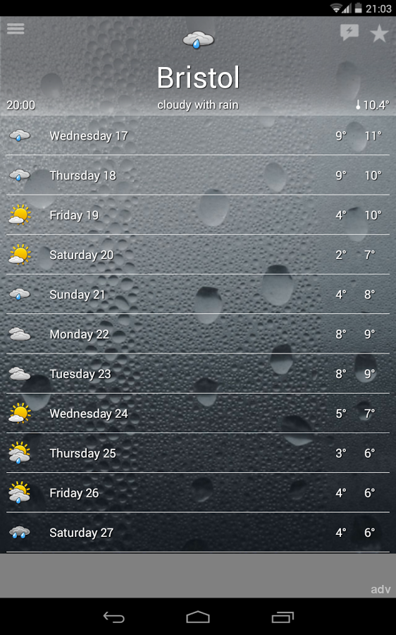 The Weather7