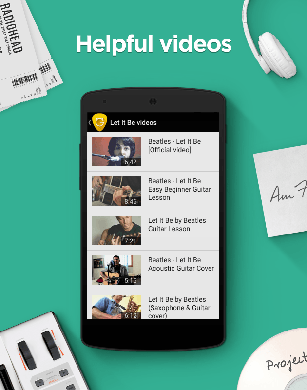 Ultimate Guitar Tabs - Find Apps