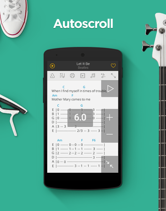 Ultimate Guitar Tabs - Find Apps