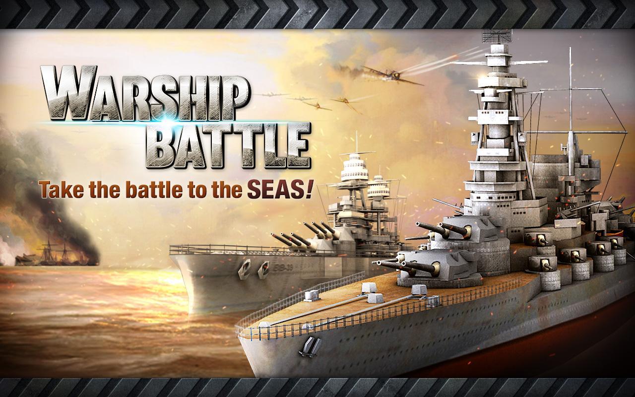 Warship Battle-1
