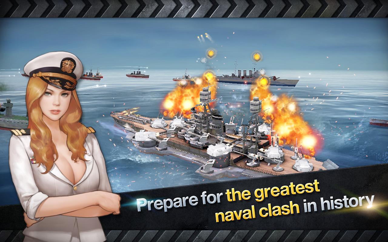Warship Battle-3