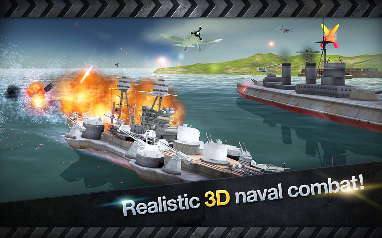 Warship Battle-4
