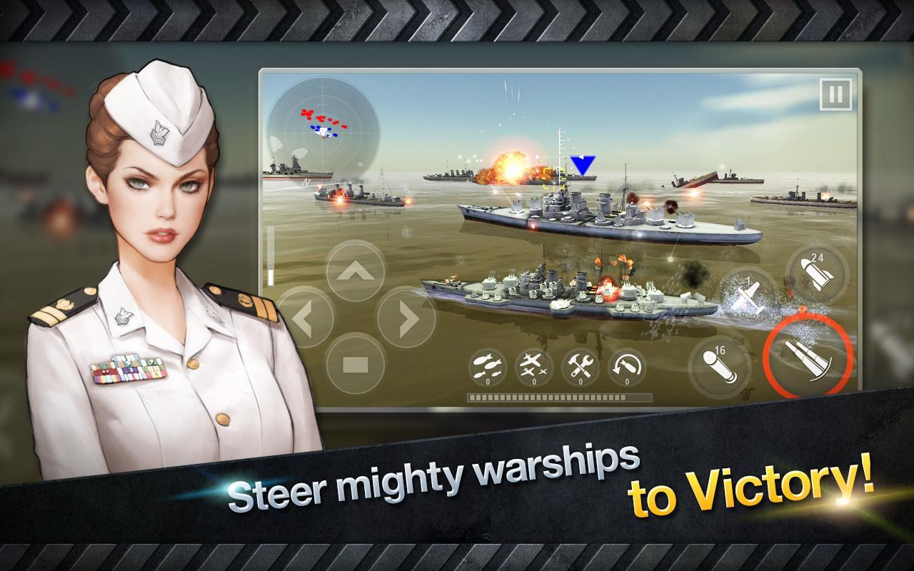 Warship Battle-5