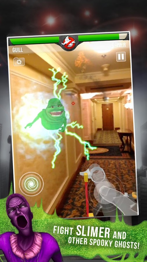 Ghostbusters Paranormal Blast2