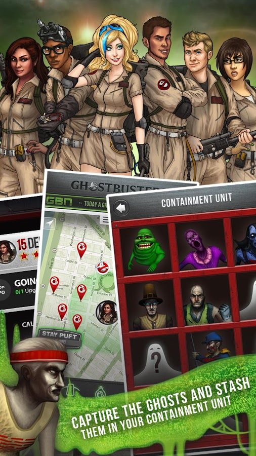 Ghostbusters Paranormal Blast5