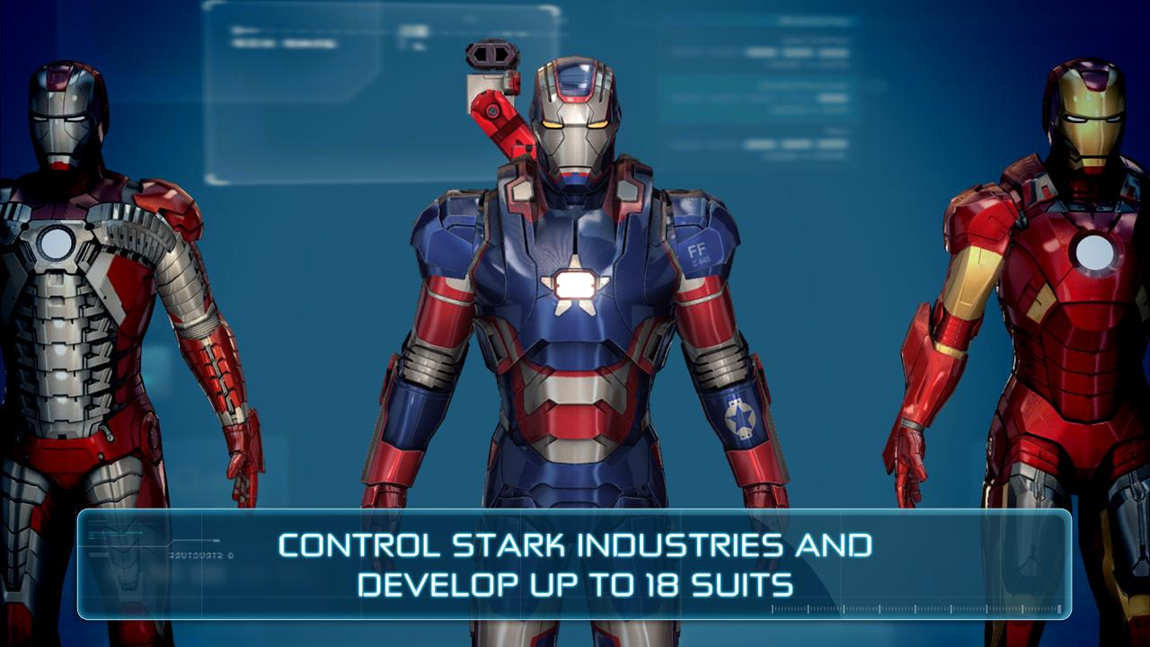 Iron Man 3 The Official Game4