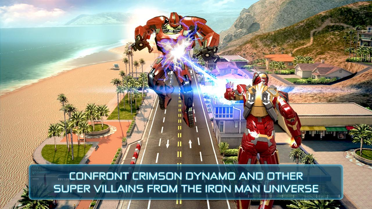 Iron Man 3 The Official Game5