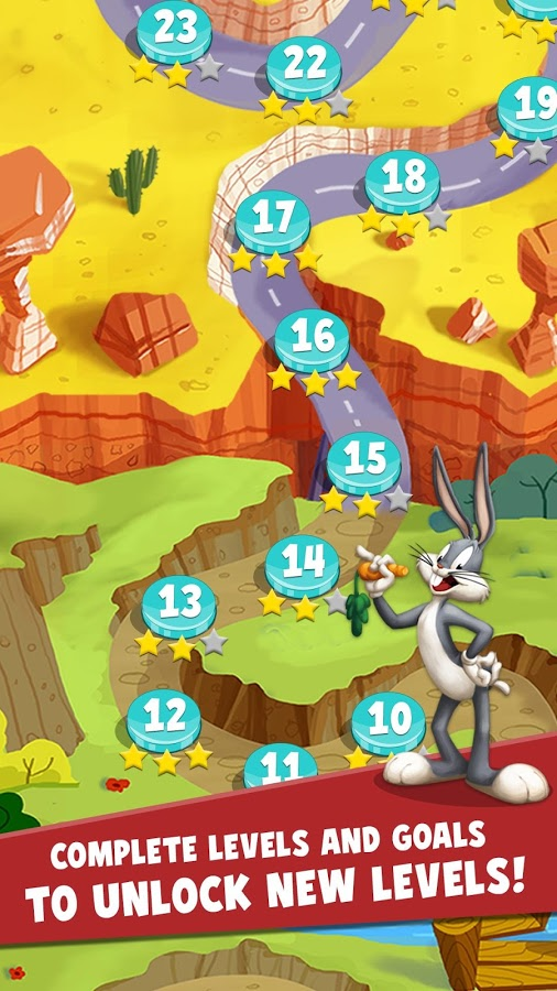 Looney Tunes Dash3