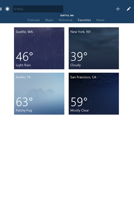 MSN Weather8