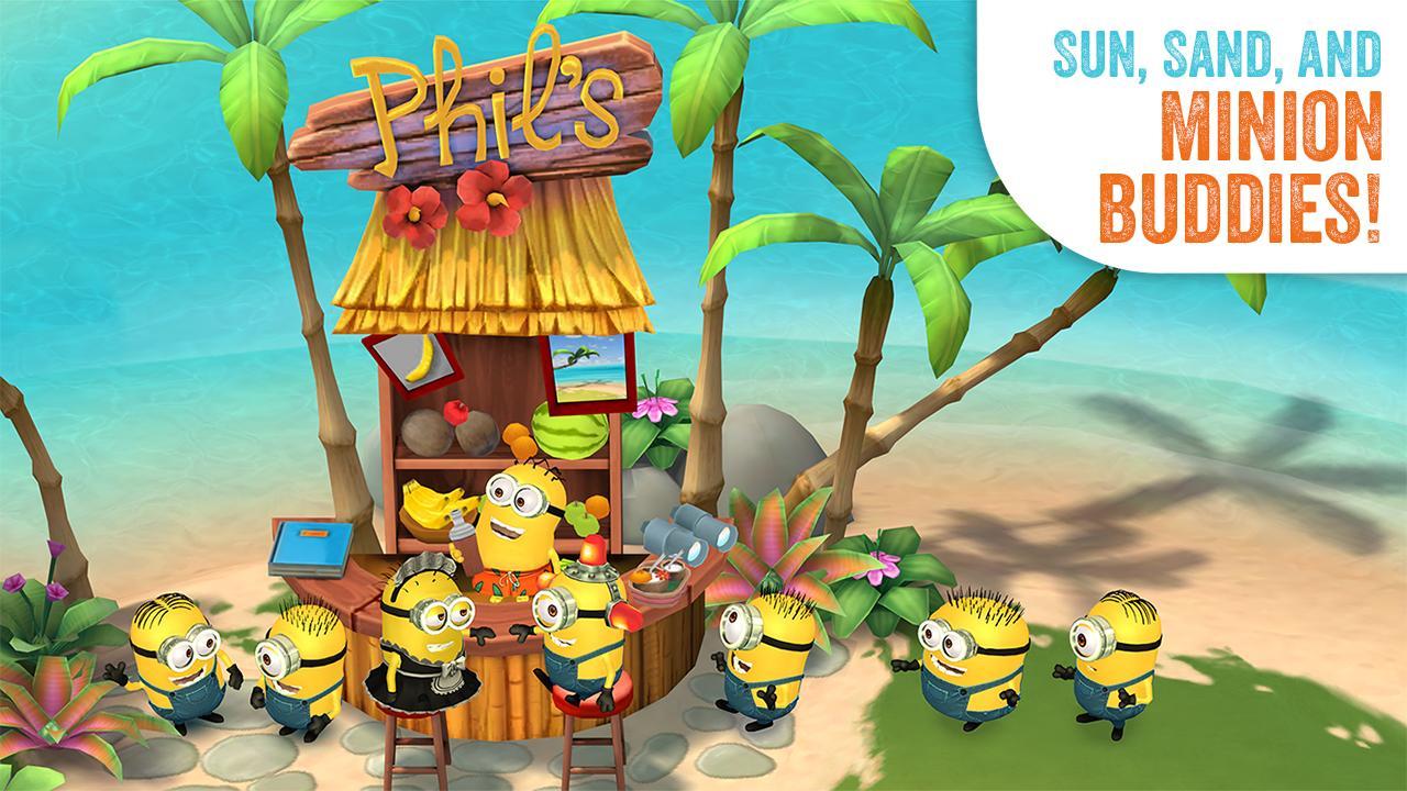 Minions Paradise3