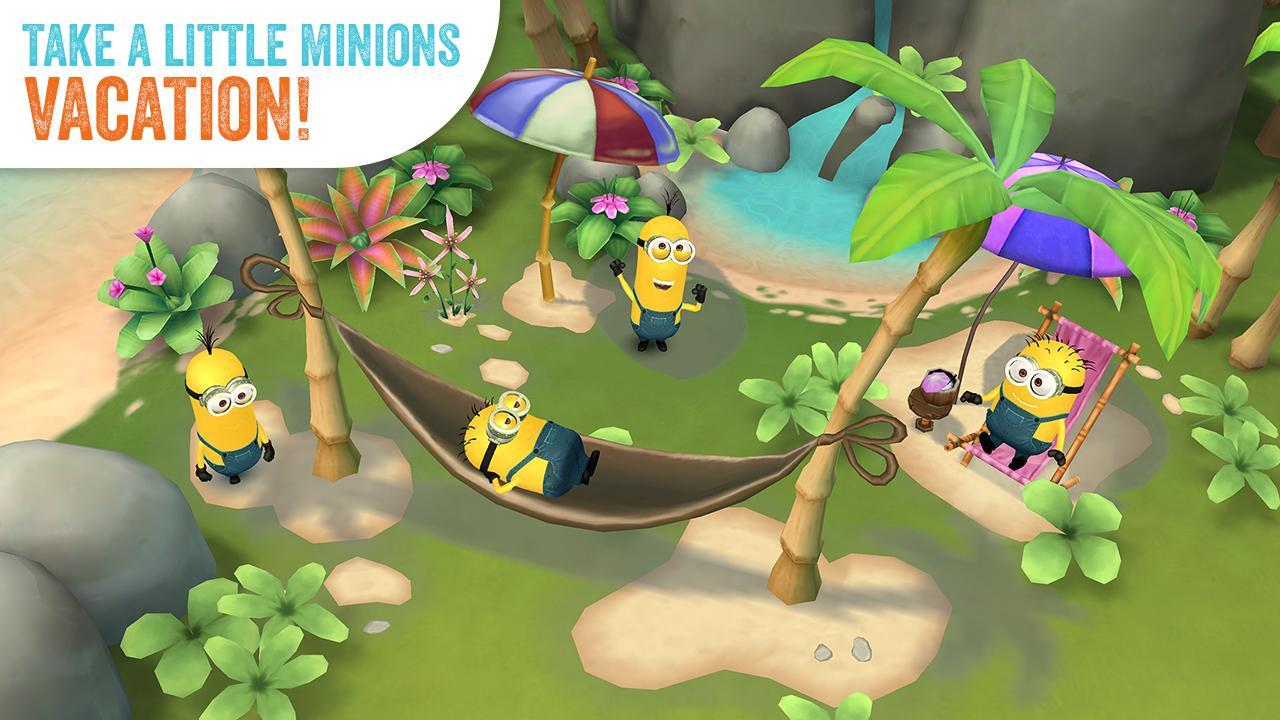 Minions Paradise5