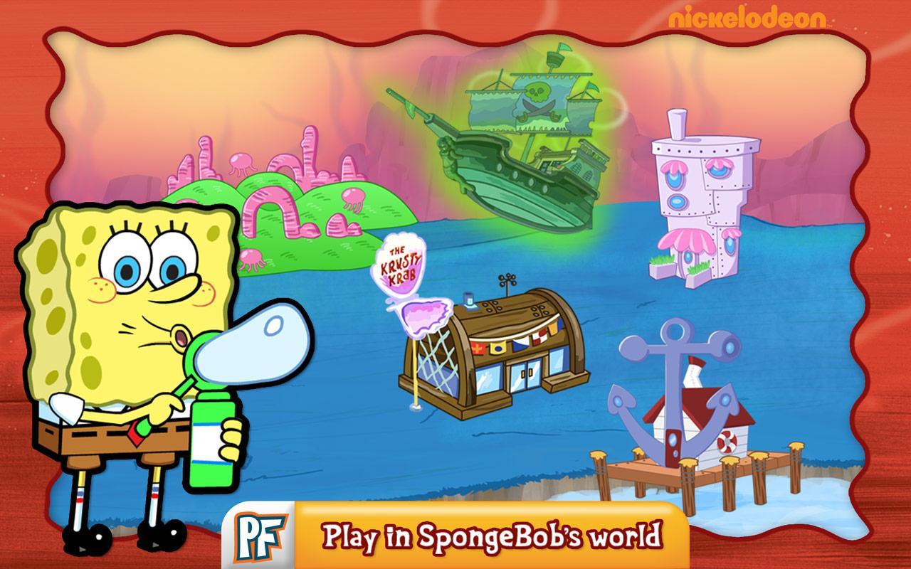 Spongebob Diner Dash1