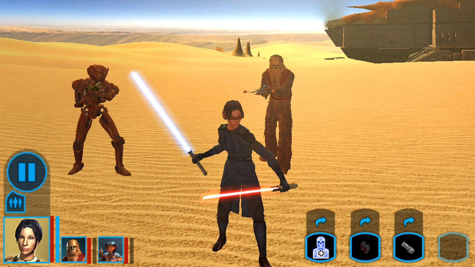 Star Wars Kotor3