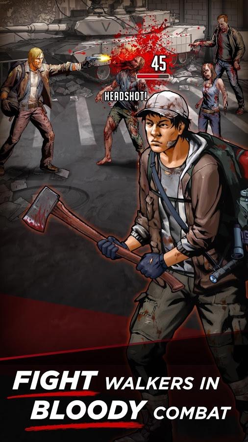Walking Dead Road to Survival3