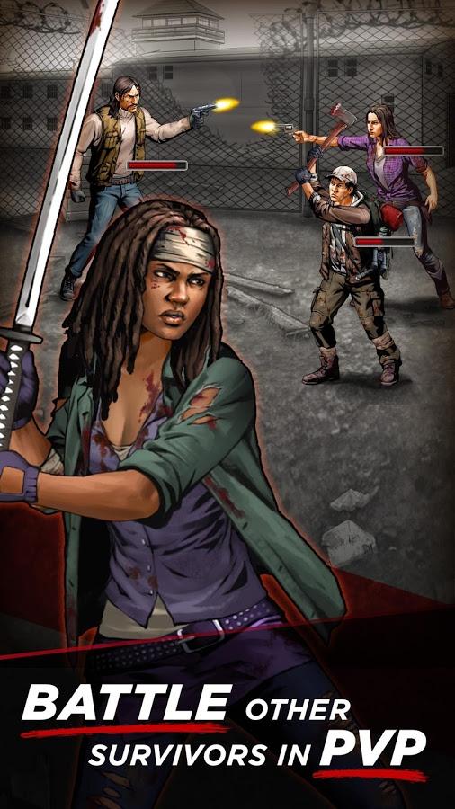 Walking Dead Road to Survival4