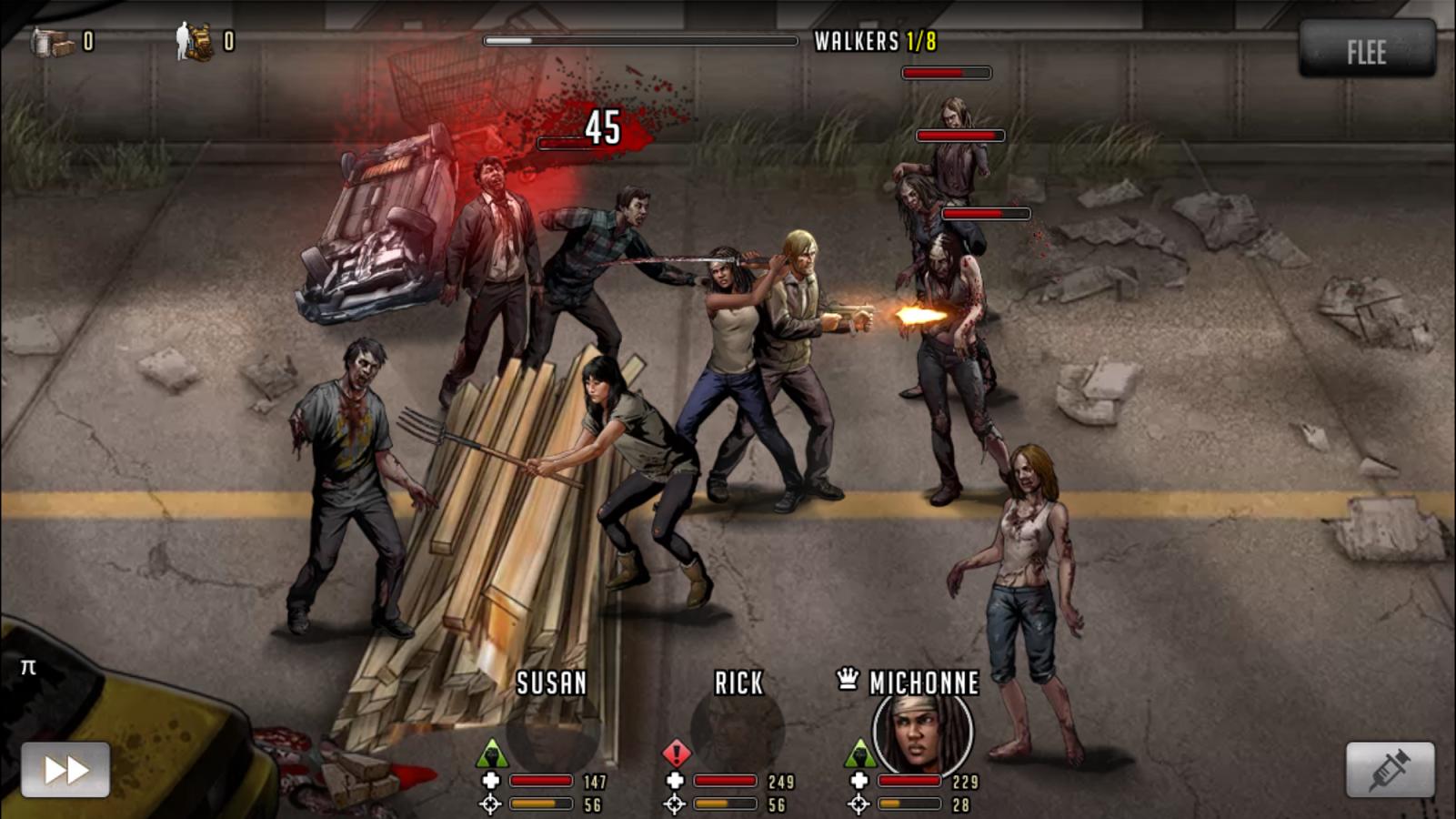 Walking Dead Road to Survival6