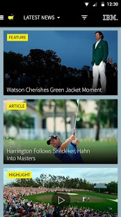 The Masters Tournament-1