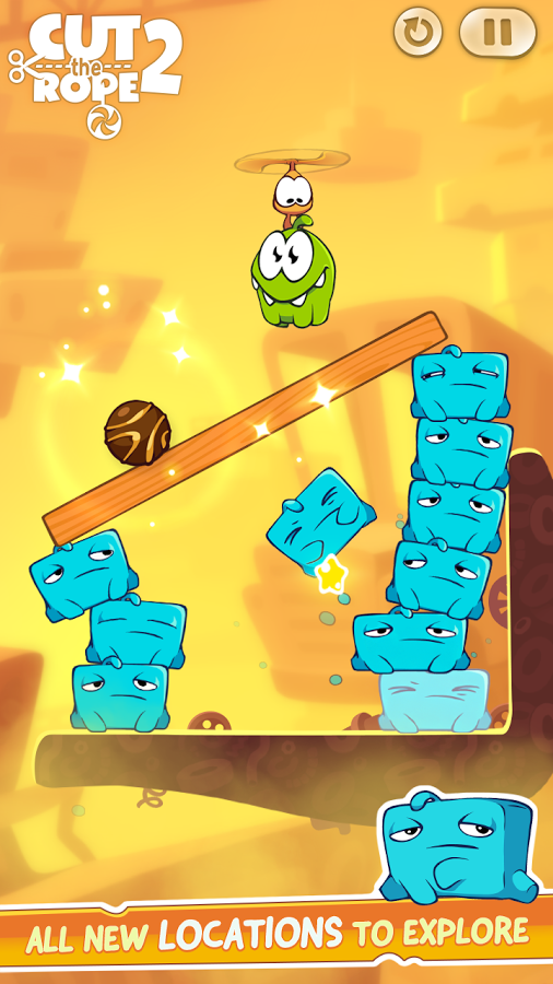 Cut the Rope 22