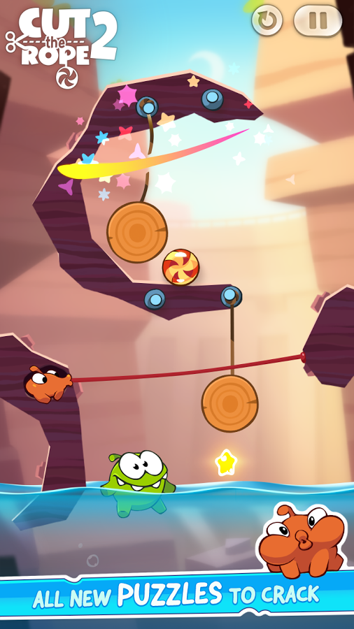 Cut the Rope 25