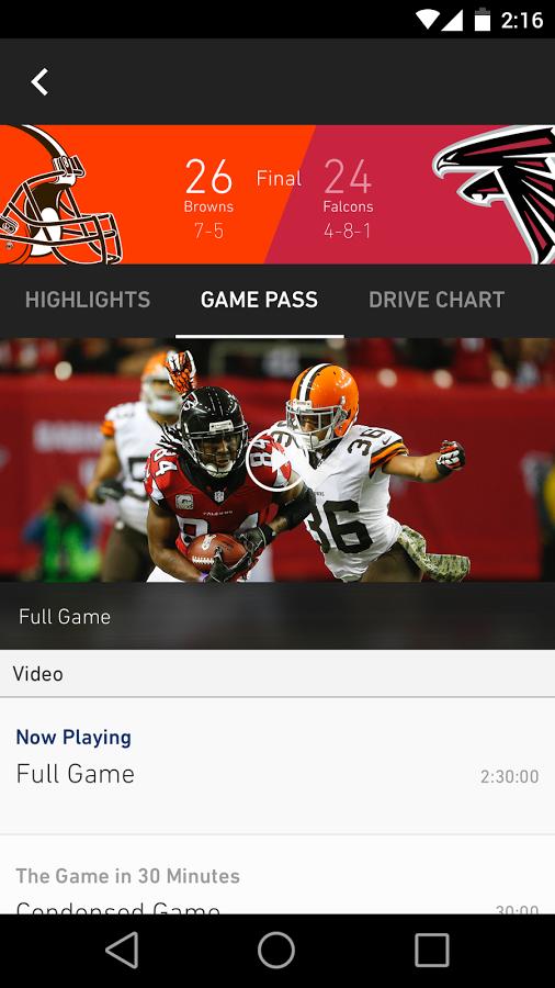NFL Mobile4