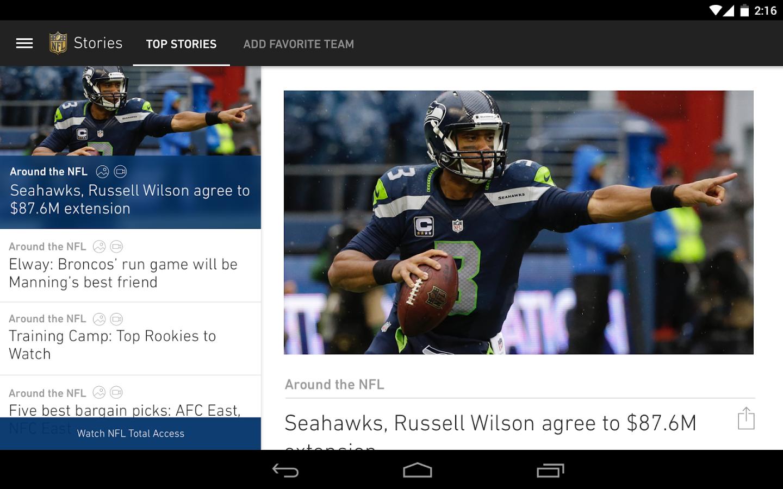 NFL Mobile7