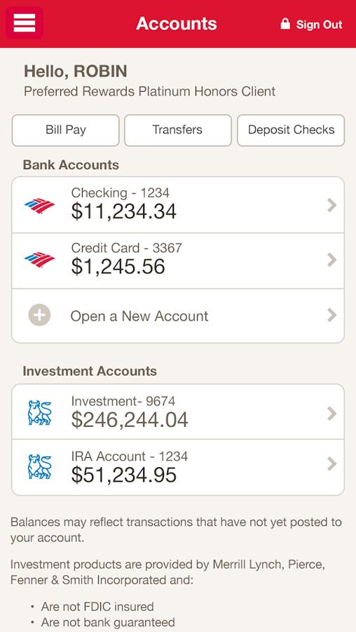 Bank of America3